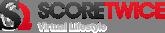 scoretwice logo