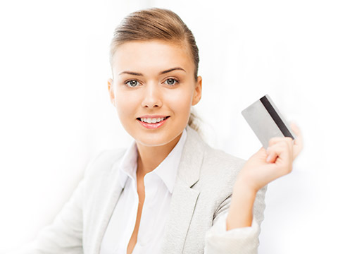 допълнителна кредитна карта