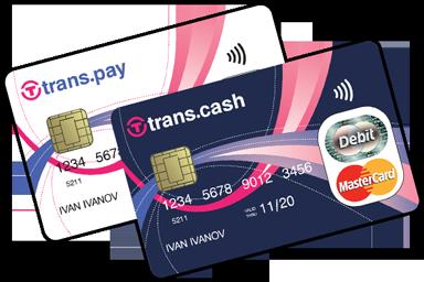 transcash mastercard