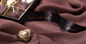 шоколадови къщи Valentino