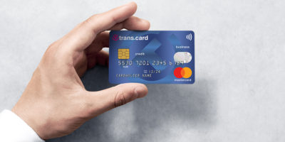 transcard mastercard business
