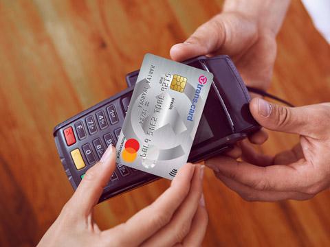 Bezkontaktni Plashaniya S Debitni Karti Trans Cash I Trans Pay
