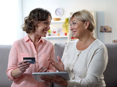 получаване на пенсии и обезщетения по Транскарт